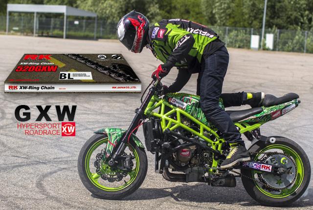 GXW for stunt