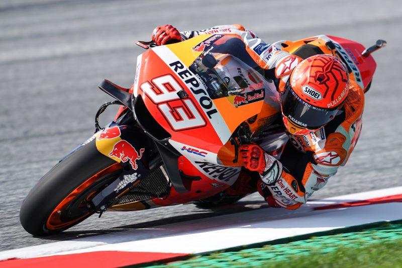 Marc Marquez - Austrian GP.